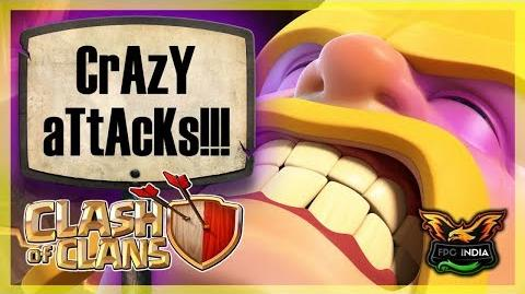 CrAzY aTtAcKs from FPC India TH11 and TH10 MASTERY Clash of Clans