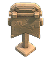 Clan Badge Statue8