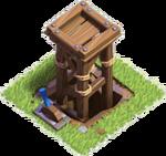Tour d'archers (base des ouvriers) niv2 (longue portée)