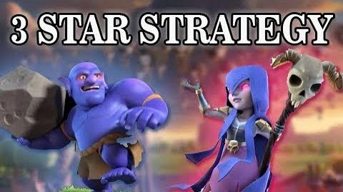 Bowler Witch Walk - New 3 star for TH10 and 11 - Clash of Clans