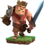 Barbarian King info