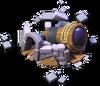 Star Laboratory Ruin