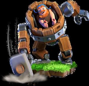 Battle Machine info