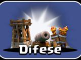 Edifici Difensivi/Base del costruttore