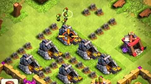 Clash of Clans - BIGGEST LOOT BATTLE - Goblin Raid! MUST WATCH