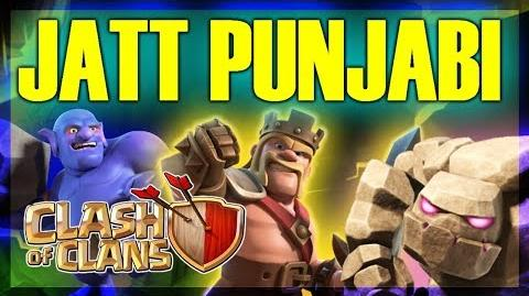 646 wars won? No problem for JATT PUNJABI! Clash of Clans