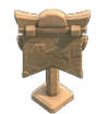 Clan Badge Statue4