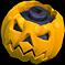 Pumpkin Bomb unarmed