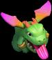 Bébé dragon niv5