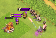 Barbarianing CC Troops