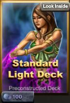 Standard light deck