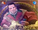 24 Nathaniel the Financier mini