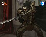 0 Vampire Warrior Mini