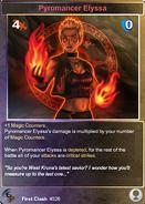 326 Pyromancer Elyssa (F)
