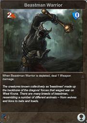 343 Beastman Warrior