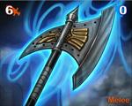 325 Marcellus the Weapon Master Sunderer mini