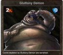Gluttony Demon
