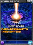 Energy WarpSpace
