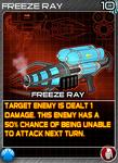 Munitions FreezeRay