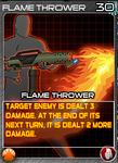 Munitions FlameThrower