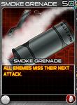 Munitions SmokeGrenade