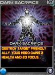 Dark DarkSacrifice