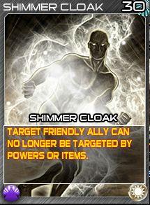 ShimmerCloak