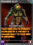 Munitions PowerSuit