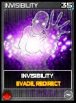 Neutral Invisibility