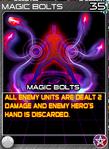 Arcane MagicBolts