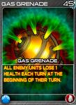 Munitions GasGrenade