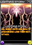 Electricity LightningStorm