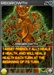 Earth Regrowth
