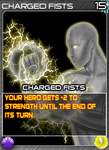 Electricity ChargedFists