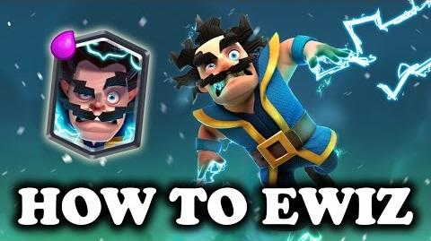 Clash Royale - How to Use and Counter Electro Wizard