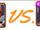 Firedragon III/Clash Royale: Wizard vs. Valkyrie