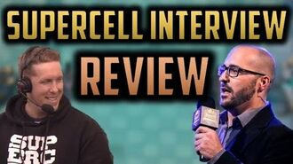 CLASH WITH ASH SUPERCELL INTERVIEW REVIEW Discussing the Clash Royale Dev Team's Insight!