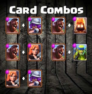 BattlerMaster card combos