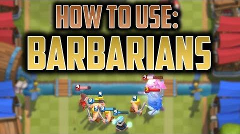 How to Use Barbarians Clash Royale Strategy Guide to Modern FIREBALL BAIT