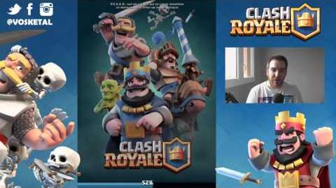 SNEAK PEEK CLASH ROYALE MOLOSSE DE LAVE ! GAMEPLAY EXCLU