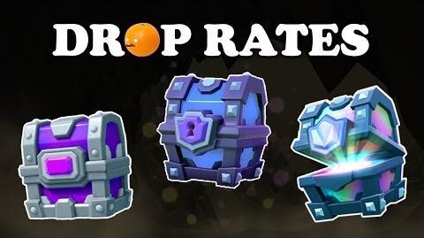 Orange Juice Gaming - Drop Rate Super-Magie- Epische- und Legendäre Truhe