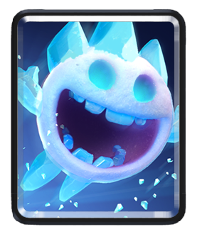 Image result for ice spirit clash royale