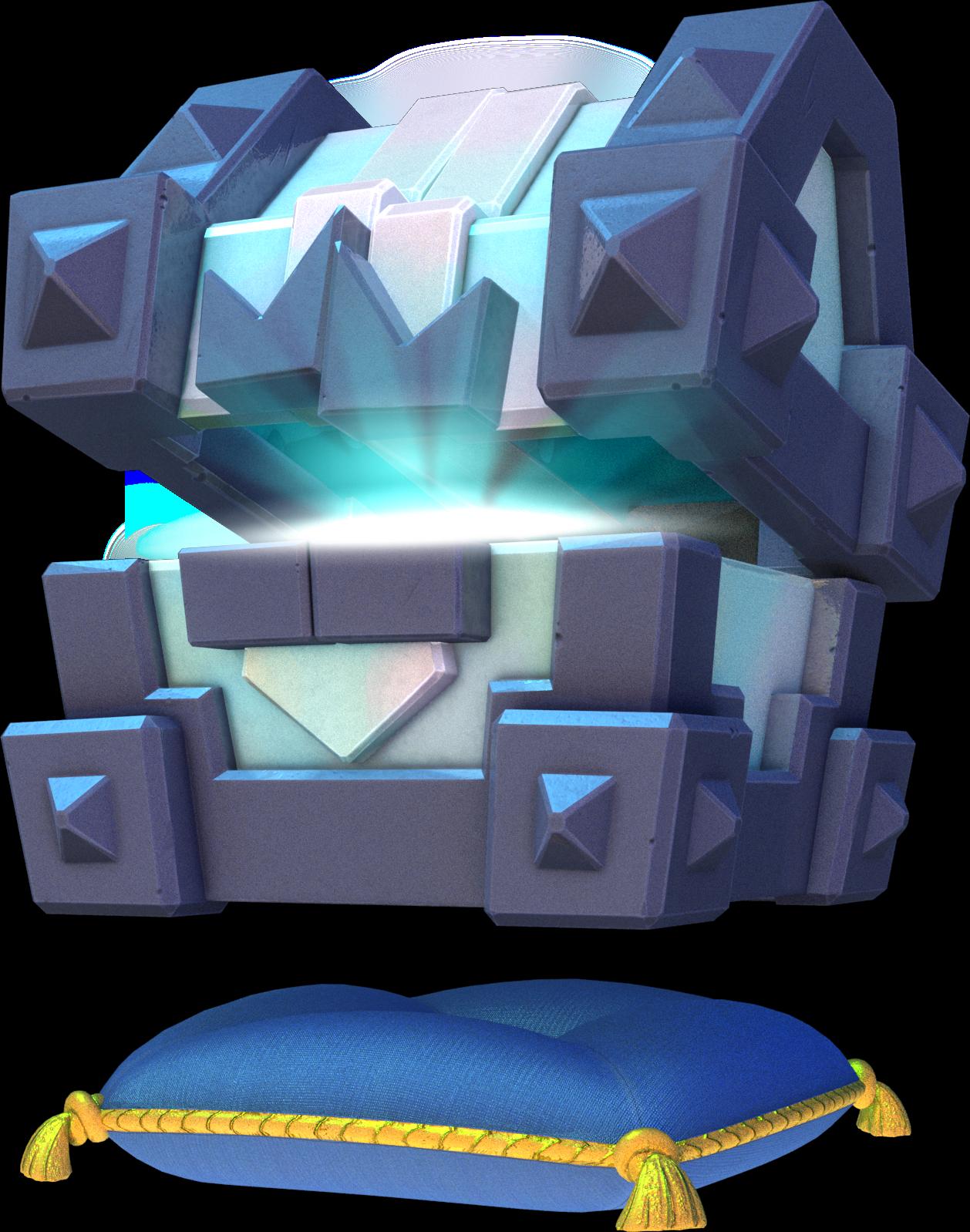Clash Royale Kisten System