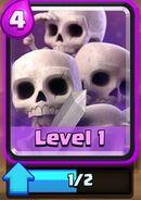 Skeletoncard