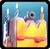 Birthday Cake Tower
