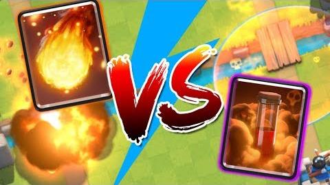 WHY POISON DOMINATES Fireball vs Poison Clash Royale