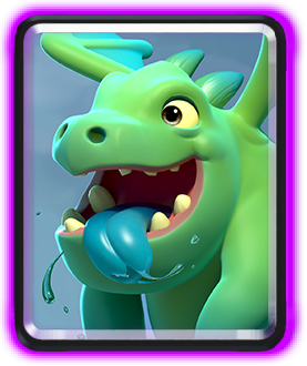 Image result for baby dragon clash royale