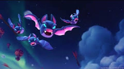 New Troop Bats funny video Clash royale