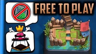 WE BEAT A WORLD RECORD! Clash Royale Free 2 Play Series Episode 1