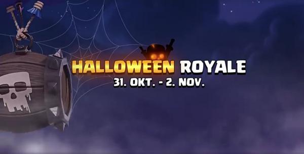 Halloween-Auswahlherausforderung Portal